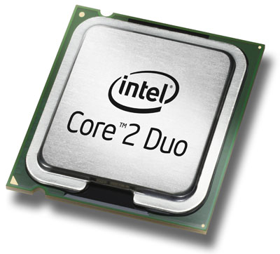 intel processeur informatique