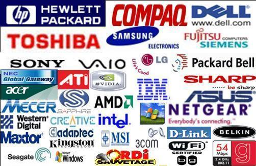 réparation ordinateur toutes marques Paris